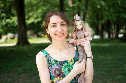 Елена Дворникова: «Я создаю игрушки,  которые можно передать по наследству»