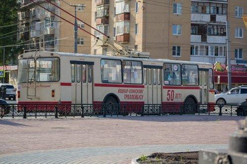 В столице Марий Эл планируют провести реформу пассажирского транспорта
