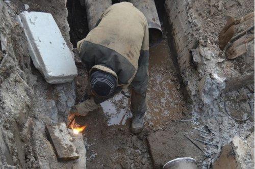 Ремонтные работы тепловых сетей в городе Йошкар-Оле проходят в плановом режиме