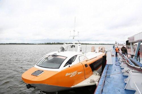 Нижний Новгород планирует наладить водное сообщение с Республикой Марий Эл