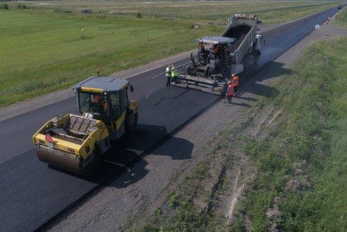 На участках ремонта на федеральных трассах Марий Эл действуют ограничения скорости движения