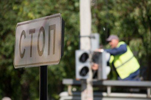 На следующей неделе на четырёх перекрёстках Йошкар-Олы будут ремонтировать светофоры
