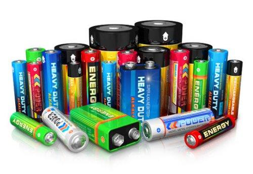 Сдай отработанные батарейки – получи футболку