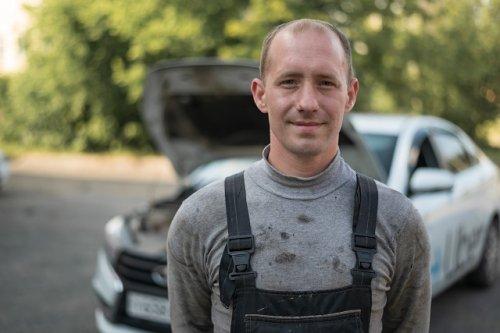 Антон Киреев, автослесарь: «Я всегда честен с собой и с клиентами»