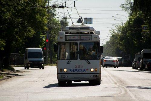 В мэрии Йошкар-Олы планируют приобрести десять новых троллейбусов по схеме финансового лизинга