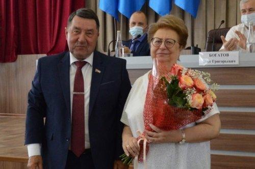 Доктор педагогических наук удостоена звания «Почётный гражданин города Йошкар-Олы»