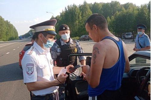 На дорогах Марий Эл сотрудники ГИБДД и УФССП выявляли водителей - должников по штрафам