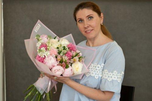 Ольга Гловацкая: «Меня тянуло к цветам с юности»