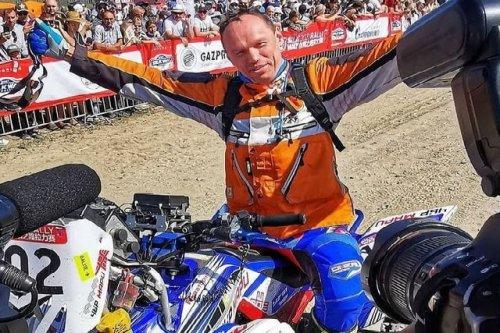 Александр Максимов стал победителем ралли-рейда «Шёлковый путь» в зачете квадроциклов