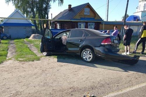 Семнадцатилетняя девушка погибла в результате ДТП по вине пьяного водителя