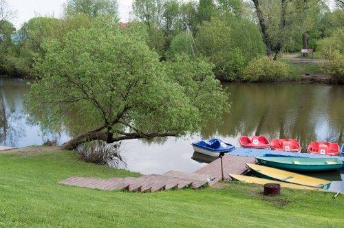 Кататься на лодках и катамаранах по реке Малая Кокшага стало небезопасно