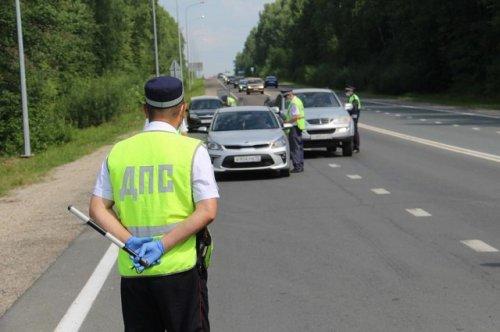 Сотрудники ГИБДД в предстоящие выходные будут выявлять нетрезвых водителей