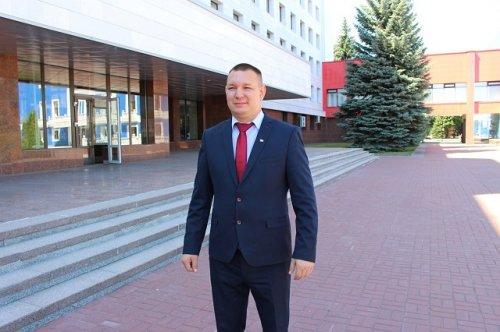 ЛДПР на предстоящих думских выборах в Марий Эл представит Алексей Шерстобитов