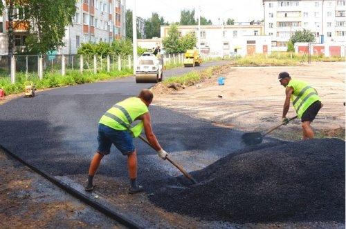Реконструкция стадиона средней школы №10 города Йошкар-Олы пройдёт в три этапа