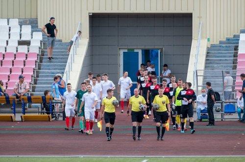 Футболисты команды из Йошкар-Олы завершили борьбу за Кубок МФС «Приволжье»