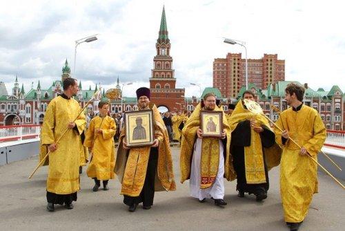 В День Крещения Руси в Республике Марий Эл пройдет ряд праздничных мероприятий