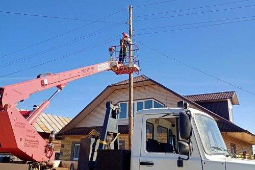 Энергетики продолжает модернизацию уличного освещения в Республике Марий Эл
