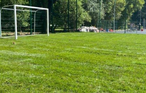 В Центральном парке культуры и отдыха Йошкар-Олы появится площадка для мини-футбола