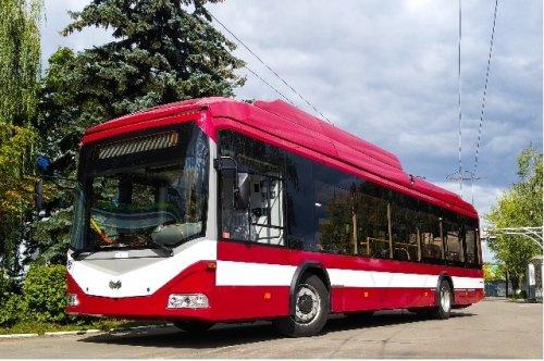 Десять новых белорусских троллейбусов уже скоро появятся на улицах города Йошкар-Олы