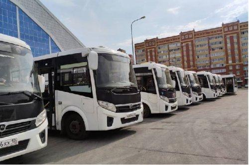 Перевозчики по четырём маршрутам регулярных перевозок в Марий Эл получили разрешительные документы