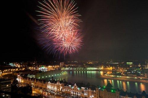 В День города Йошкар-Олы планируется провести концерт с соблюдением мер безопасности и праздничный салют