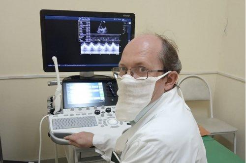 В республиканском онкологическом диспансере появился новый УЗИ-аппарат