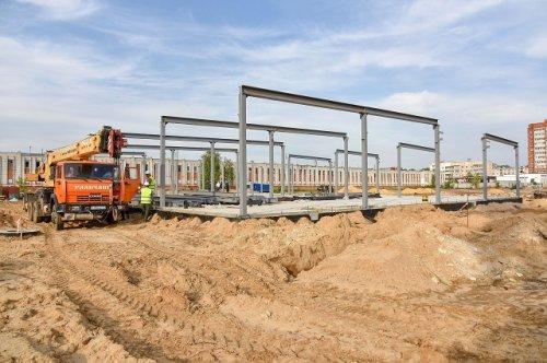 Новый автовокзал в городе Йошкар-Оле начнет работу осенью 2021 года