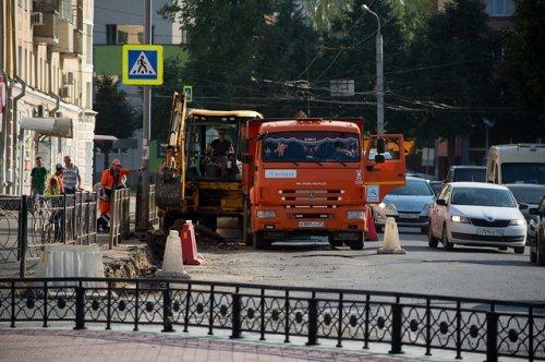 В Йошкар-Оле на два дня ограничивают движение на участках улицы Машиностроителей