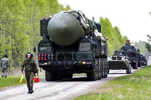 В лесах Марий Эл продолжаются учения Ракетных войск стратегического назначения