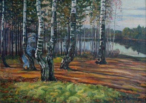 Творчество художника Ивана Алексеевича Михайлина актуально и по сей день