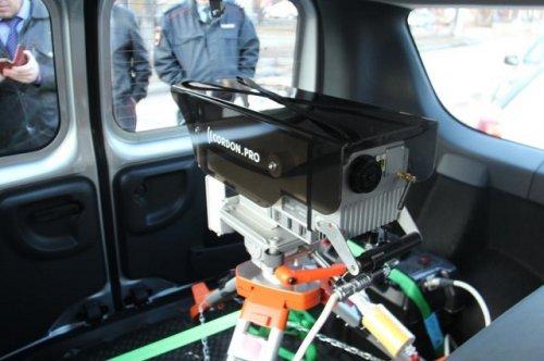 В УГИБДД МВД по Марий Эл сообщили, где установлены комплексы фотовидеофиксации нарушений