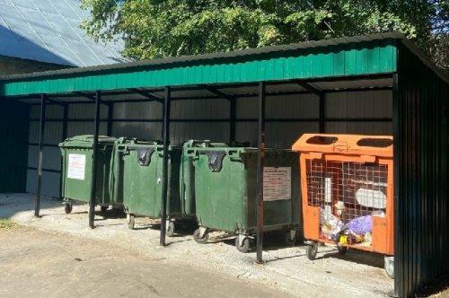 В Йошкар-Оле до конца лета должны обустроить двенадцать новых контейнерных площадок