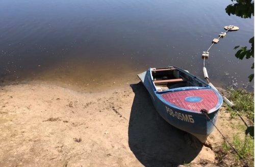 Уровень воды в реке Волге и её притоках становится низким из-за жаркой и сухой погоды