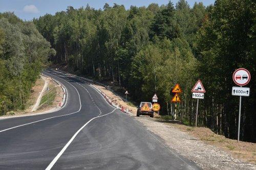 Завершается ремонт 19-ти километрового участка автодороги Звенигово - Шелангер - Морки