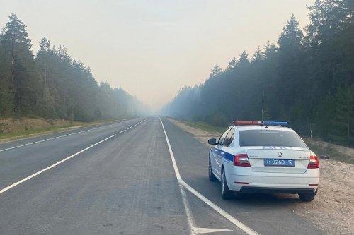 ГИБДД предупреждает о том, что затруднено движение по дороге Звенигово – Шелангер – Морки