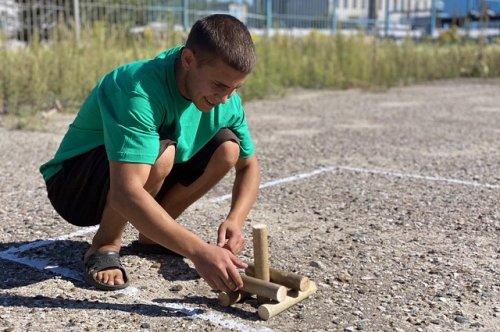 В учреждениях УФСИН по Республике Марий Эл отметили День городошного спорта