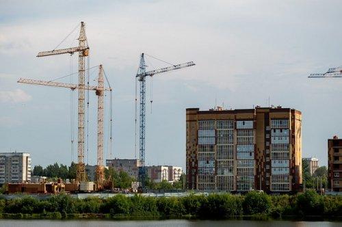 Площадь жилья, построенного в Марий Эл за семь месяцев, больше, чем год назад