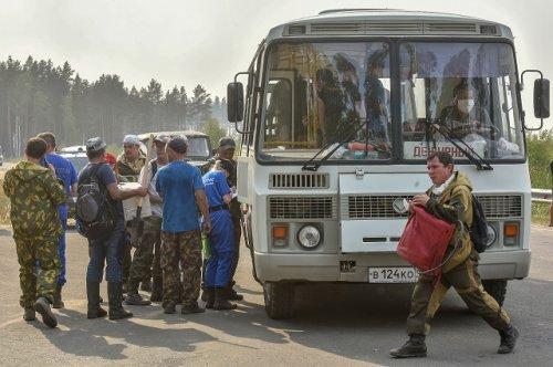 На тушение лесных пожаров на территории Республики Марий Эл требуются добровольцы