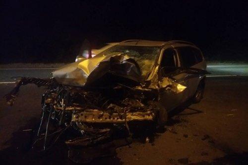 Один человек погиб, двое получили травмы в результате ДТП на Оршанском тракте