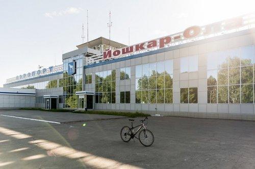 Почти половина авиарейсов, связывающих Йошкар-Олу с другими городами, была выполнена с опозданием