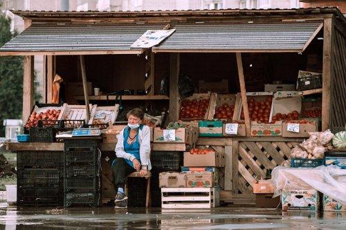 В Республике Марий Эл в июле замедлился рост цен на овощи и фрукты