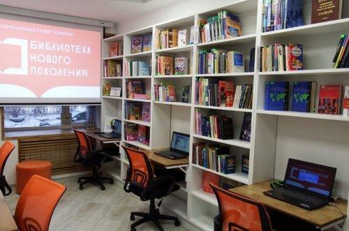 Благодаря нацпроекту «Культура» в Йошкар-Оле откроется новая модельная библиотека