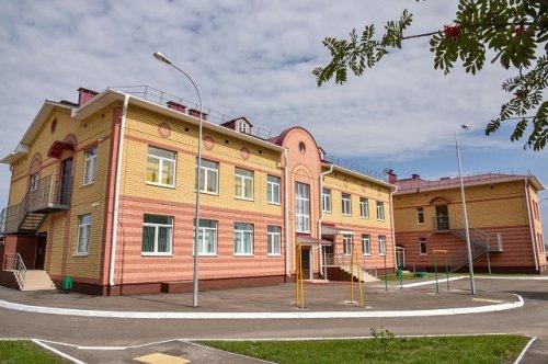 В посёлке Медведево открыт новый детский сад «Теремок», который рассчитан на 100 мест