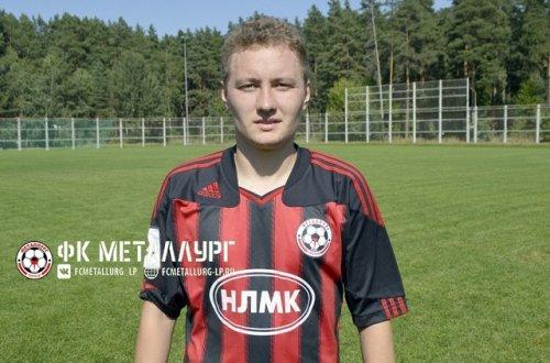 22-летний воспитанник йошкар-олинского футбола стал «металлургом» и переехал в Липецк