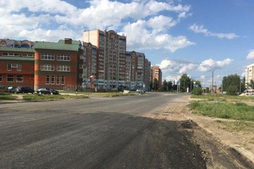 В Йошкар-Оле заасфальтировали улицу Ползунова, которая входила в топ-10 «убитых» городских дорог