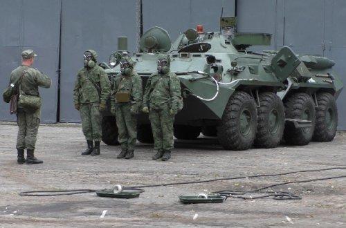 В Йошкар-Оле на территории военного госпиталя прошло антитеррористическое учение