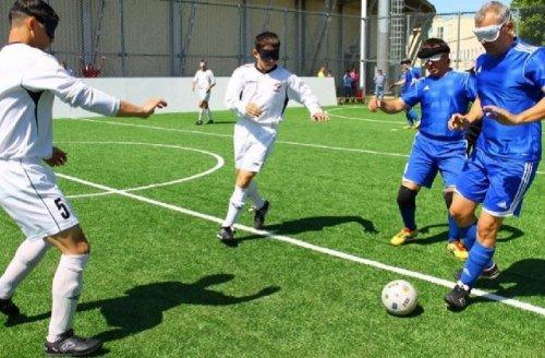 В столицу Марий Эл приедут лучшие команды России по мини-футболу (спорт слепых)