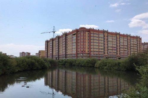 Пруд-копань в микрорайоне 9-Б Йошкар-Олы: мнение горожан и учёных