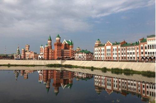 Власти Йошкар-Олы планируют потратить почти 32 миллиона рублей на благоустройство набережной