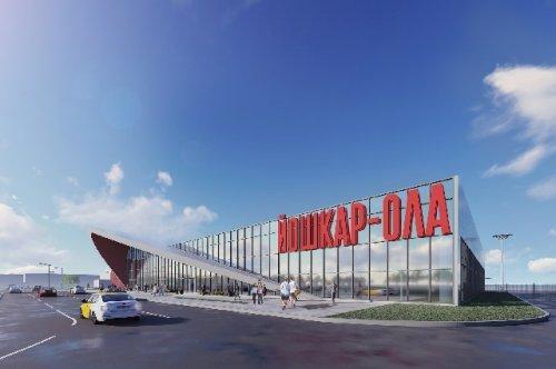 Проектно-сметная документация по новому аэропорту Йошкар-Олу проходит госэкспертизу